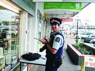 Community Police Constable