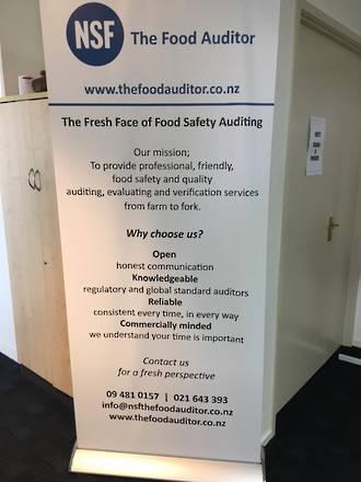 NSF Food Auditor