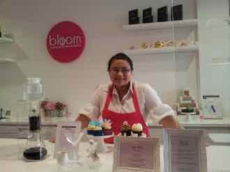 Bloom Cupcakes