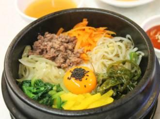 Yummy Korean BBQ Restaurant