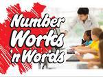 Number Works n Words