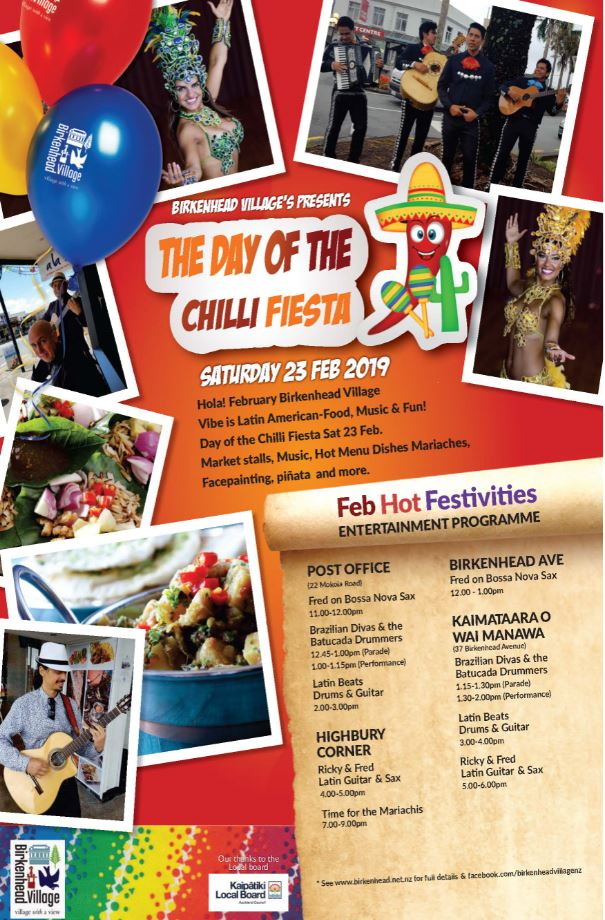 Day of the Chilli 2019