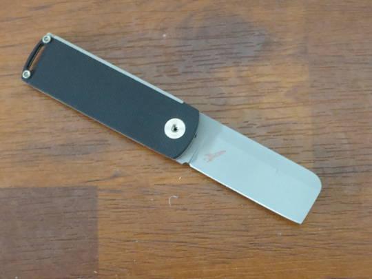 Boker Plus Darriel Caston Rocket Folding Knife, G10 with SS Back Handle - 01BO263