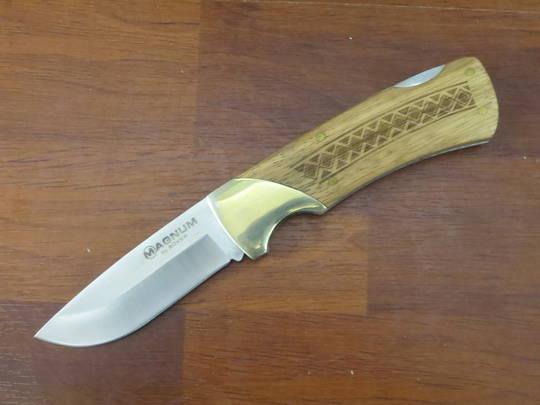 Boker Magnum Woodcraft Folding Knife 01MB506