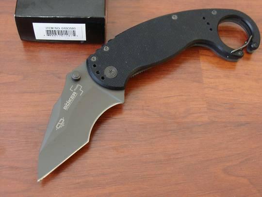 Boker Plus CLB Karambit Folding Knife