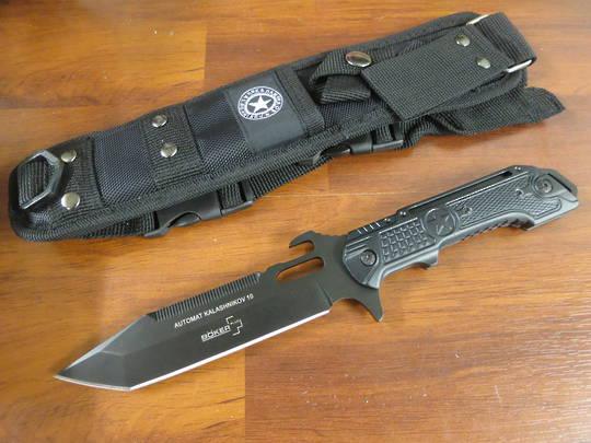 Boker Plus KAL-10 Fixed Blade 02KAL10