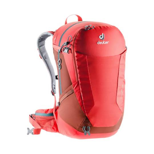 Deuter Futura 28 Hiking Backpack Chili Lava