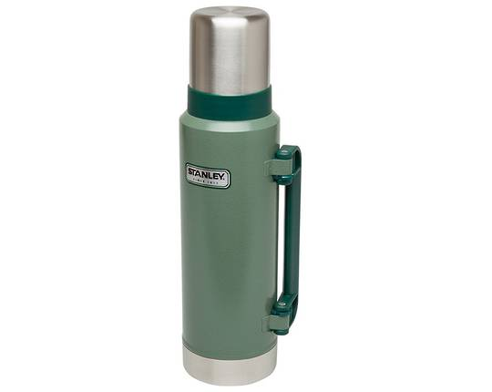 Stanley Classic Flask1.3L/1.4QT Green