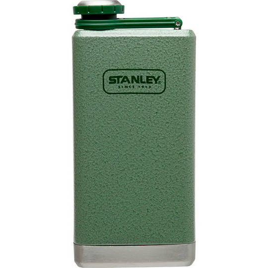 Stanley Classic Wide Mouth Flask 236ml - Green