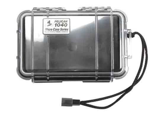 Pelican 1040C Micro Case Clear