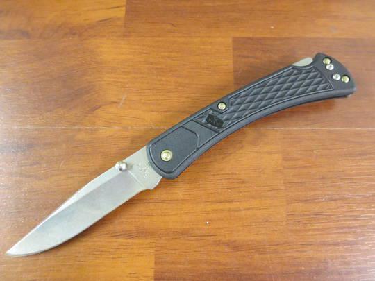 "Buck 110 Slim Select Folding Hunter 3.75"" -110BKS1B"
