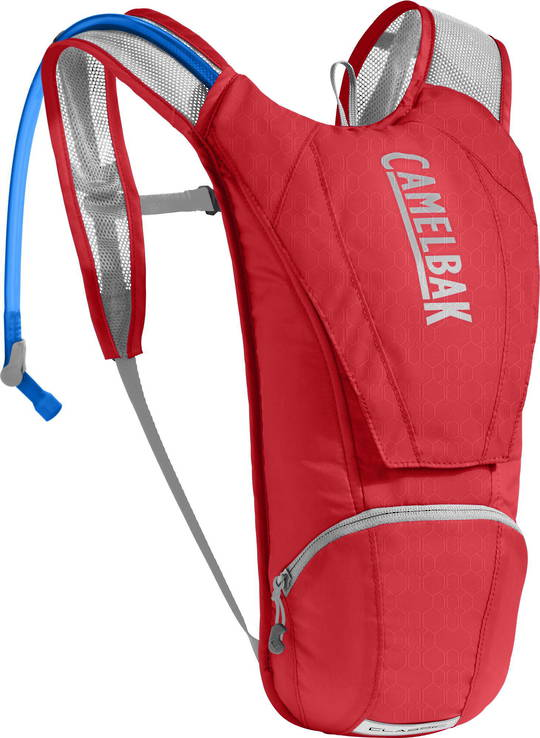 Camelbak Classic Hydration Pack 2.5L Red|Silver