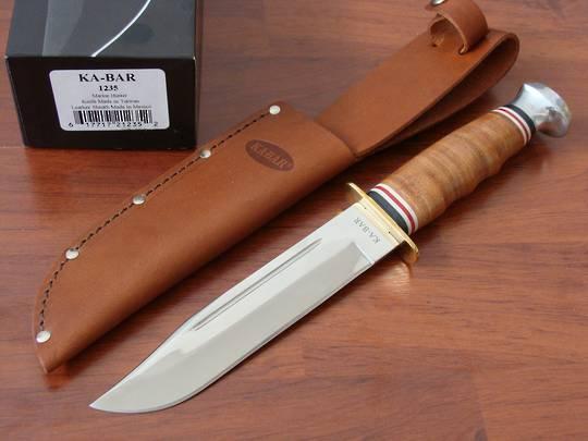 Ka-Bar 1235 Marine Hunter Knife