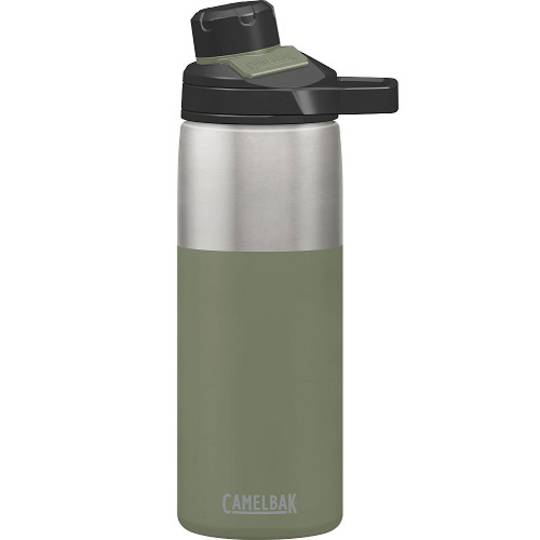 CAMELBAK CHUTE MAG VACUUM INSULATED STAINLESS 20 OZ Bottle - OLIVE