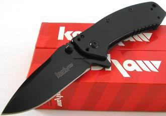 Kershaw Cryo Hinderer Black Fine Edge Knife