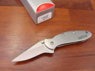 Kershaw Chive A/O Folding Knife