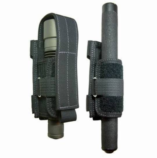 Maxpedition Universal Flashlight Sheath - Black