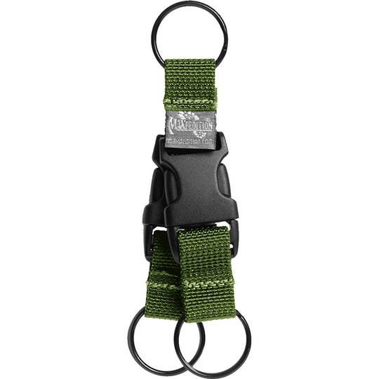 Maxpedition TRITIUM™ KEY RING - OD Green