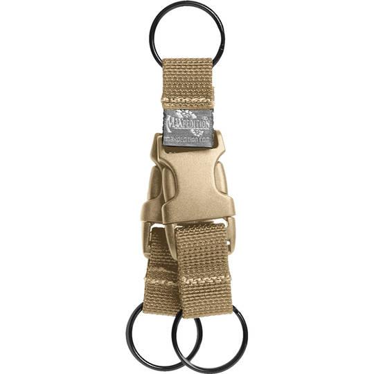 Maxpedition TRITIUM™ KEY RING - Khaki