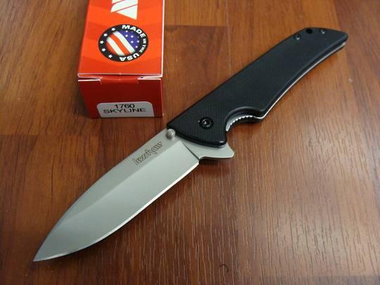 Kershaw Skyline Sandvik Linerlock Knife