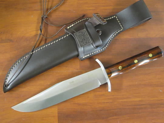 Linder Full Tang Bowie Knife 176120