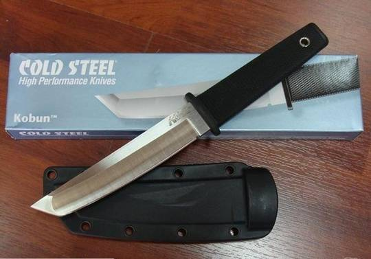 Cold Steel Kobun Hunting Knife