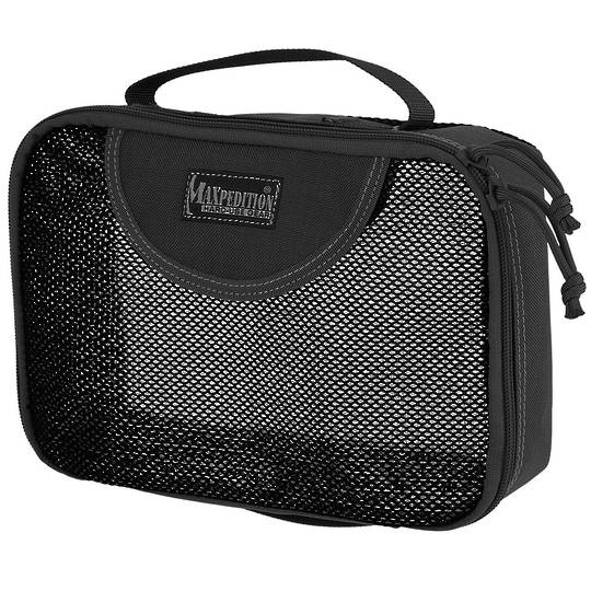 Maxpedition Cuboid, Medium Organizer, Black