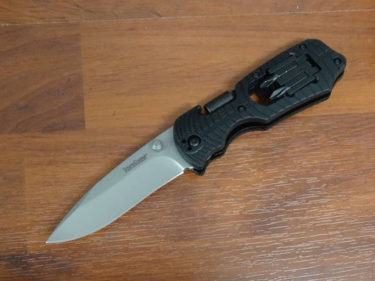 Kershaw Select Fire Multi-Function Folding Knife no box - 1920
