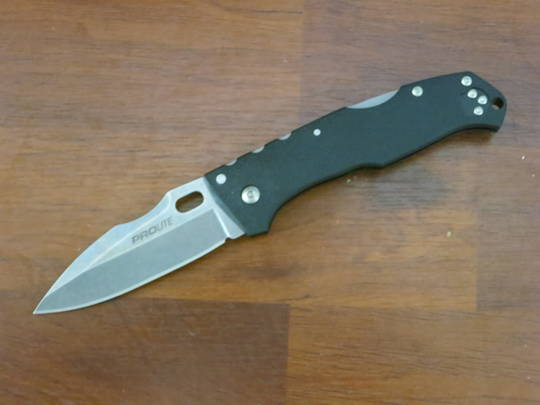 Cold Steel Pro-Lite Sport Folding Knife Drop Point Blade