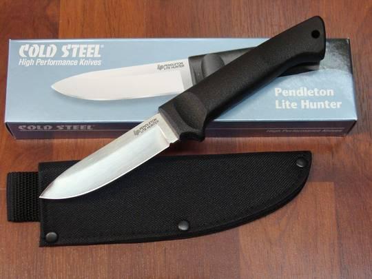 Cold Steel Pendleton Lite Hunter Knife
