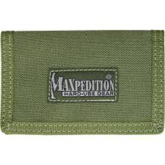 Maxpedition Micro Wallet Green