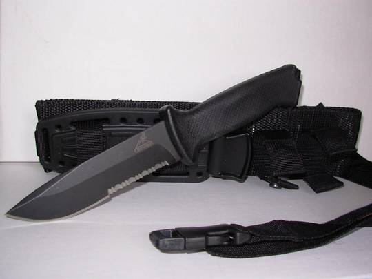 Gerber Prodigy Survival Combat Knife No Box