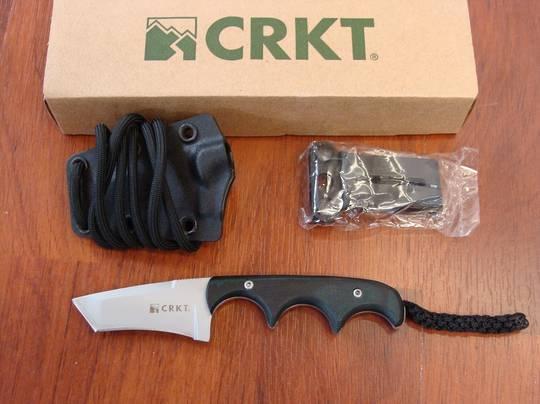 CRKT Folts Minimalist Tanto Knife