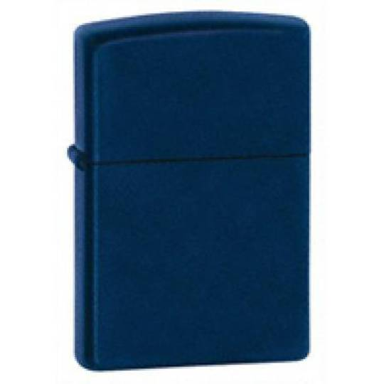 Zippo Navy Blue Matte Lighter