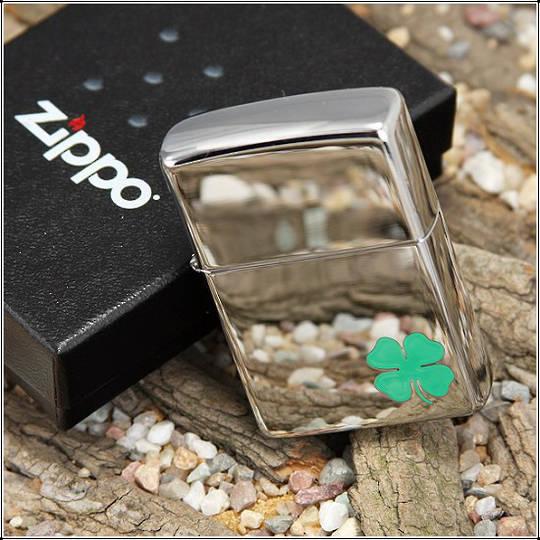 Zippo A Bit O Luck Lighter