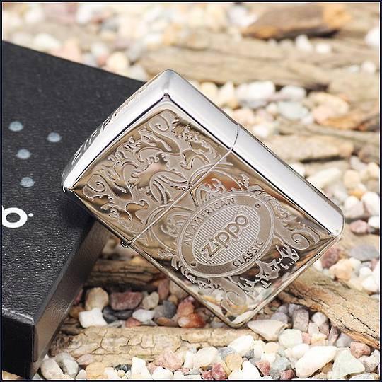 Zippo An American Classic Lighter