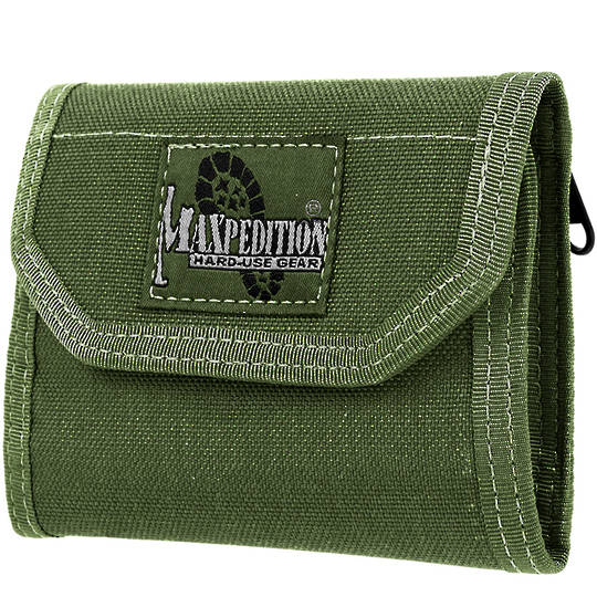 Maxpedition CMC Wallet - OD Green