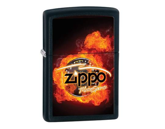 Zippo Motosports black matte 28335