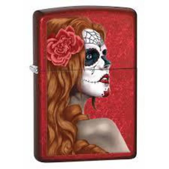 Zippo Day of Dead Girl Lighter
