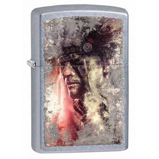 Zippo Native American Lighter