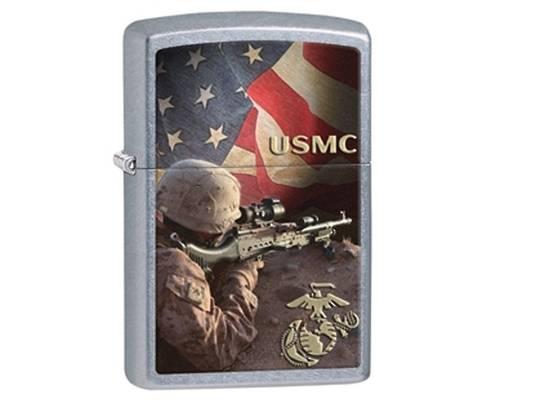 Zippo USMC Lighter