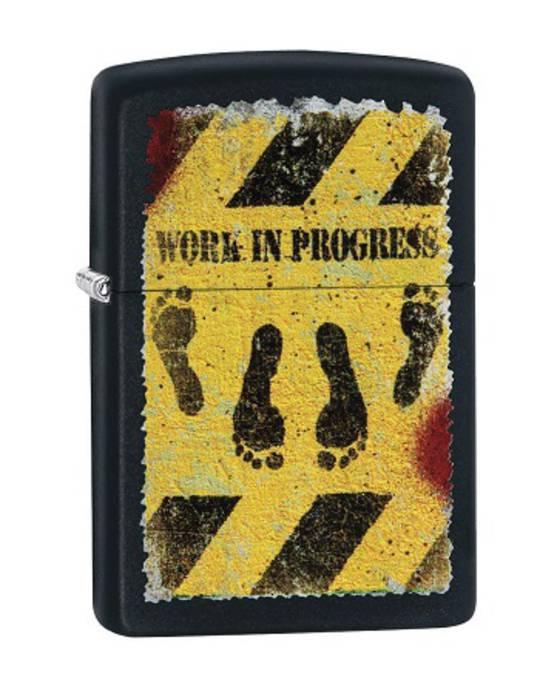 Zippo Feet Hazard Lighter - 29624