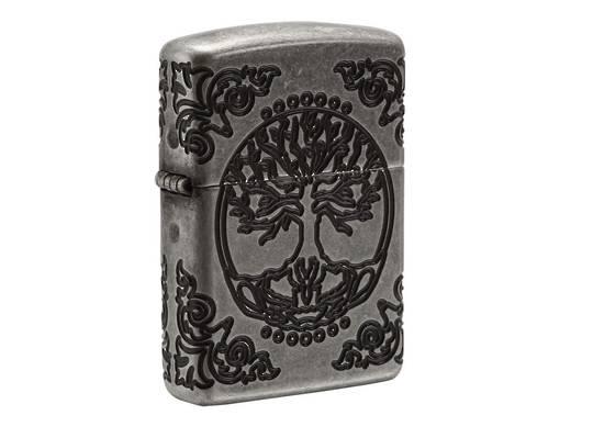 Zippo Armor® Tree of Life Lighter