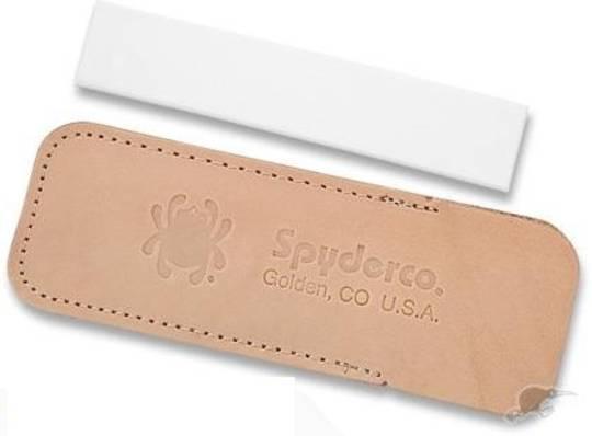 Spyderco Pocket Stone Fine w/ pouch