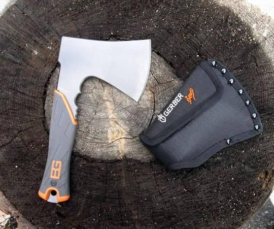 Gerber Bear Grylls Survival Hatchet / Axe