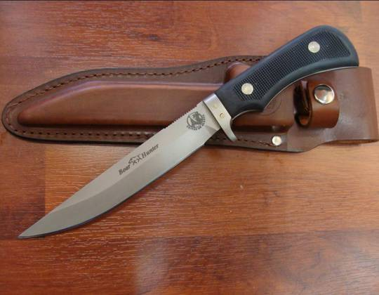 Knives of Alaska Boar Hunter Suregrip Knife