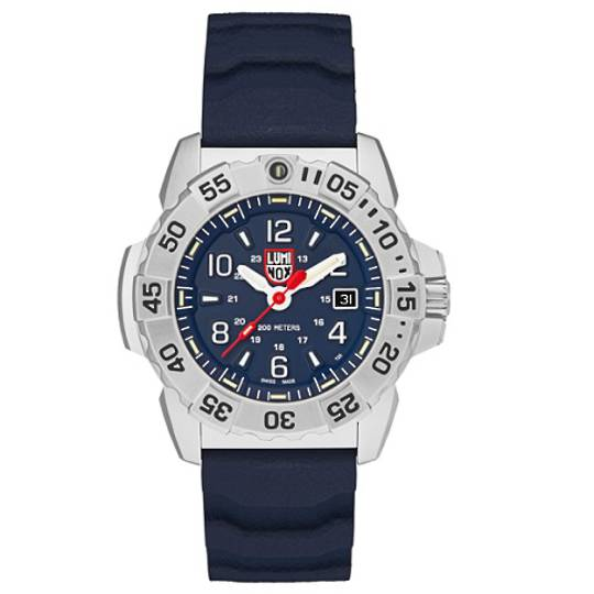 Luminox 3253 Navy Seal Steel Blue Strap Watch