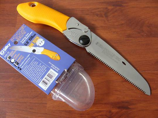 Silky Pocketboy Folding Saw - 130mm ~ Fine
