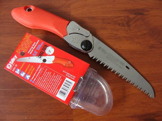 Silky Pocketboy Folding Saw - 130mm ~ Large
