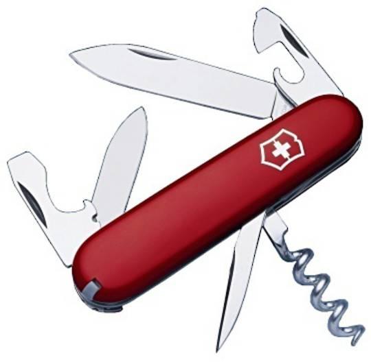 Victorinox Tourist Swiss Army Knife